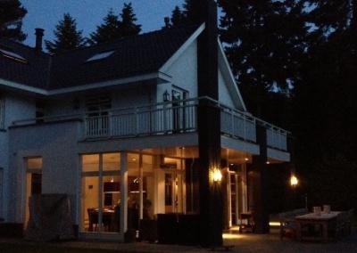 Riante klassieke villa