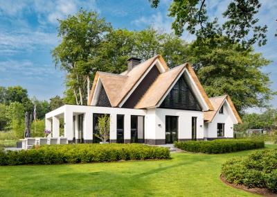 Landelijke moderne villa