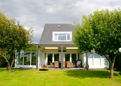 Uitgebouwd vrijstaande woning Terherne
